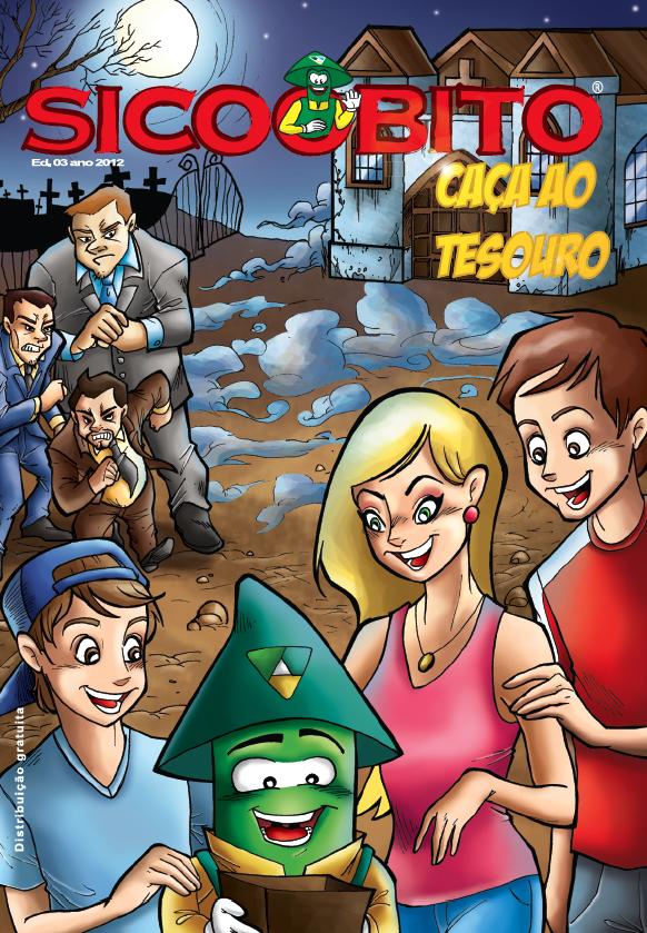 Sicoobito - Edição 03 - Ano 2012
