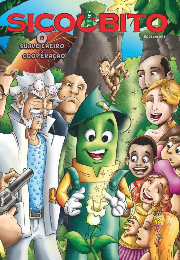 Sicoobito - Edição 04 - Ano2013