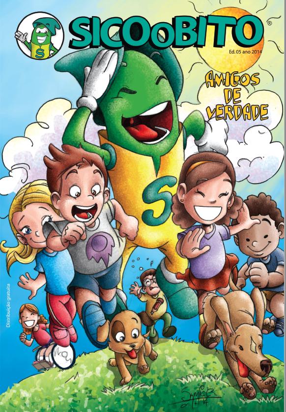 Sicoobito - Edição 05 - Ano 2014